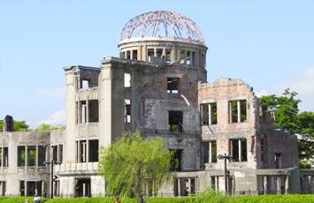 原爆ドーム保存工事