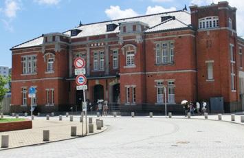 旧門司税関(門司レトロ街)