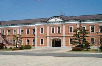 海上自衛隊第一術科学校幹部候補生学校(旧海軍兵学校)
