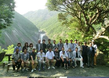 鹿児島への社員旅行